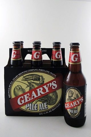 Geary's Pale Ale - 6 pack