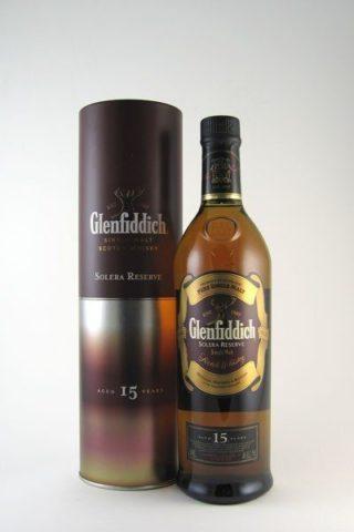 Glenfiddich 15yr - 750ml