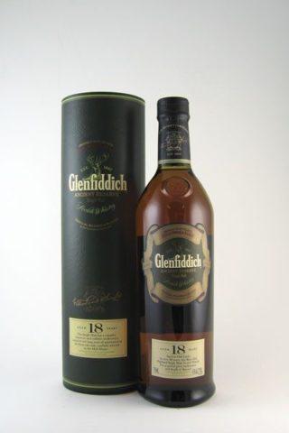 Glenfiddich 18yr - 750ml