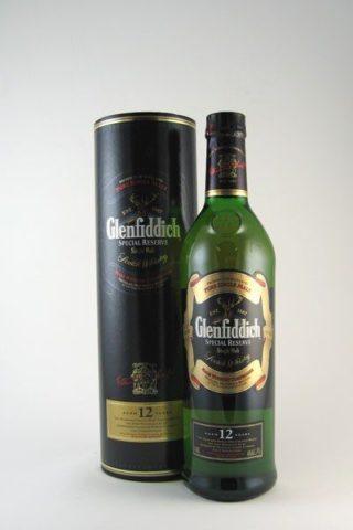 Glenfiddich Scotch Whisky - 750ml