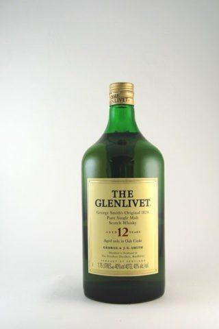 Glenlivet - 1.75L