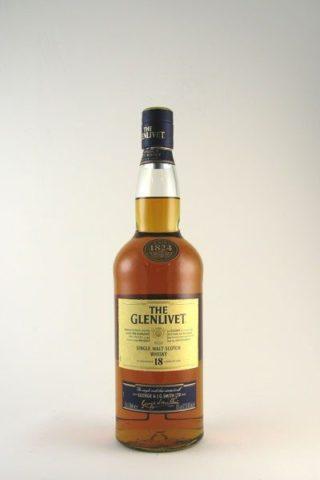 Glenlivet 18yr - 750ml