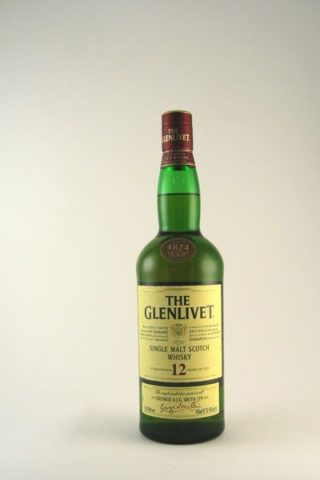 Glenlivet Scotch Whisky - 750ml