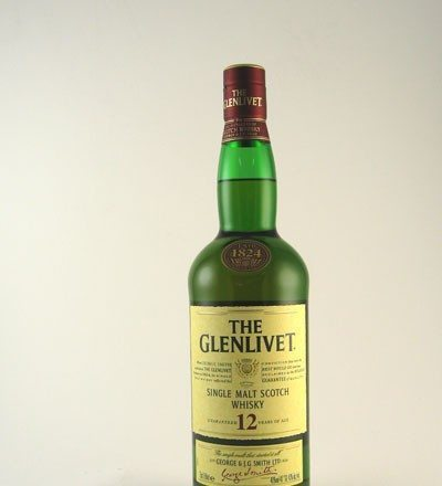 Glenlivet Scotch Whisky - 750ml