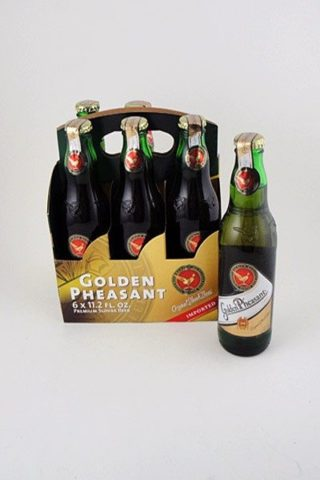 Golden Pheasant - 6 pack