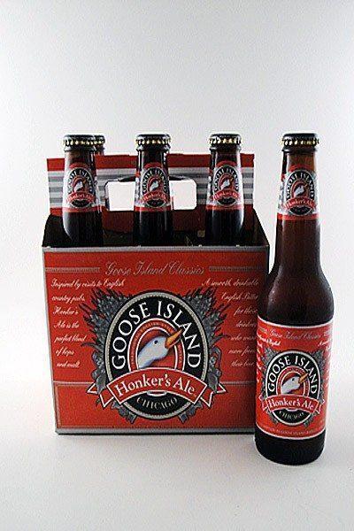 Goose Island Honker's Ale - 6 pack