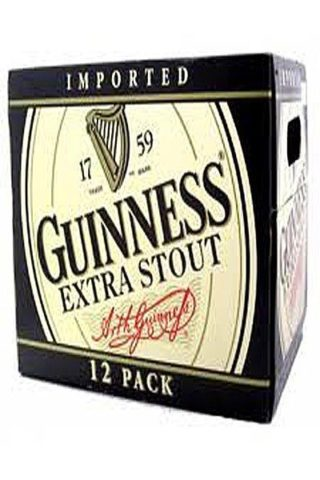 Guinness Extra Stout - 12 pack