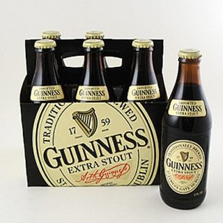 Guinness Extra Stout - 6 pack