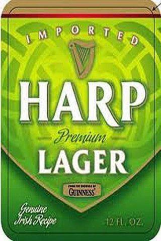 Harp Premium Lager - 12 Pack