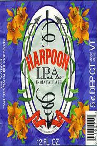 Harpoon IPA - 12 Pack