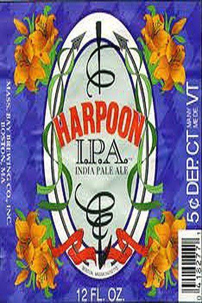 Harpoon IPA - 12 Pack