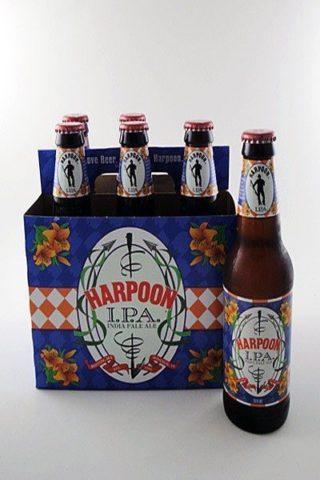 Harpoon IPA - 6 pack