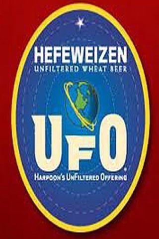 Harppon UFO Hefeweizen - 12 Pack