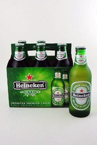 Heineken - 6 pack