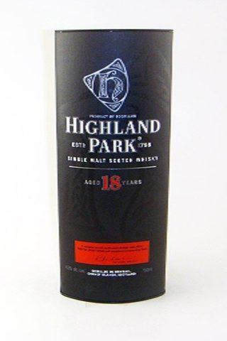 Highland Park 18 yr - 750ml