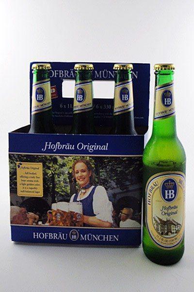 Hofbrau Original - 6 pack