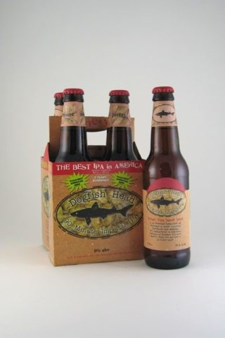 Dogfish Head 90 Minute IPA - 4 pack