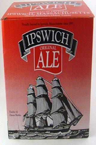 Ipswich Original Ale - 12 pack