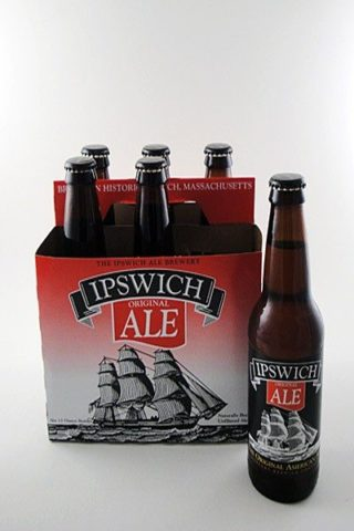Ipswich Original Ale - 6 pack