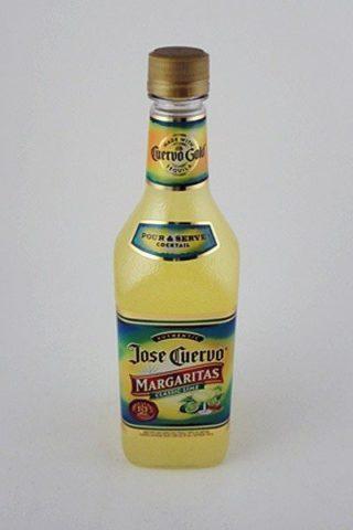 Jose Cuervo Margaritas Classic Lime - 1.75L