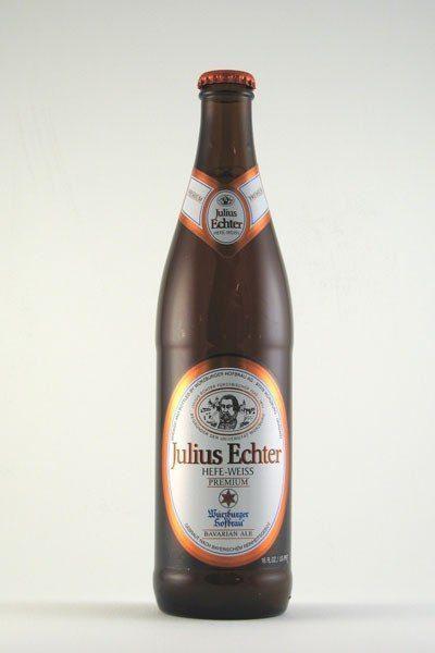 Julius Echter Hefe Weiss- 16oz