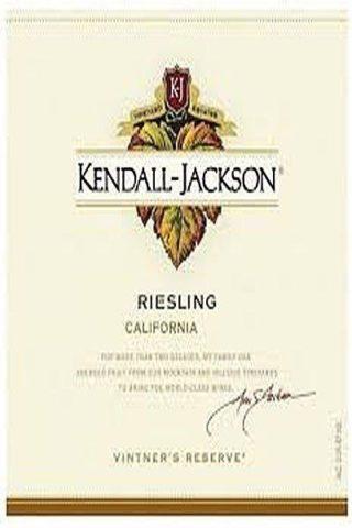 Kendall Jackson Vintner's Reserve Riesling
