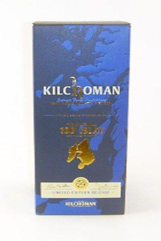 Kilchoman Inaugural 100% Islay - 750ml