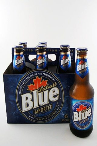 Labatt Blue - 6 pack
