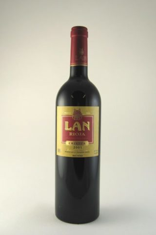 Lan Crianza Rioja