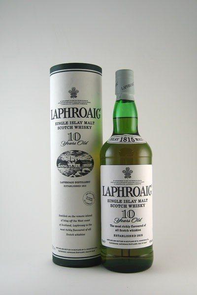 Laphroaig Scotch Whisky -10yr 750ml