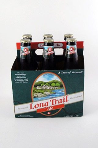 Long Trail Ale - 6 pack