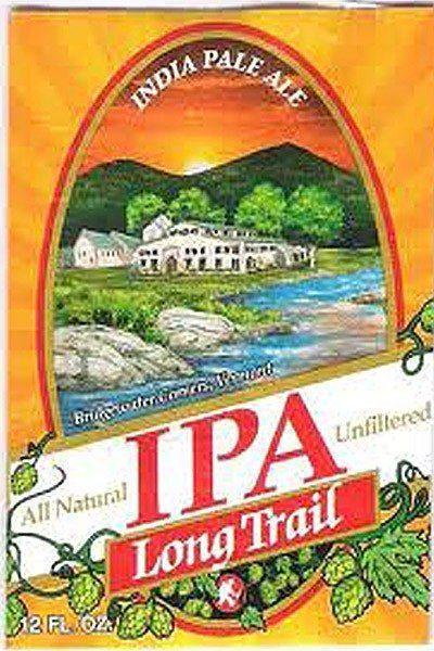 Long Trail IPA - 12 pack