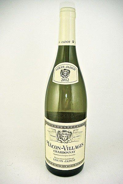 "Louis Jadot Chardonnay ""Macon Villages"""