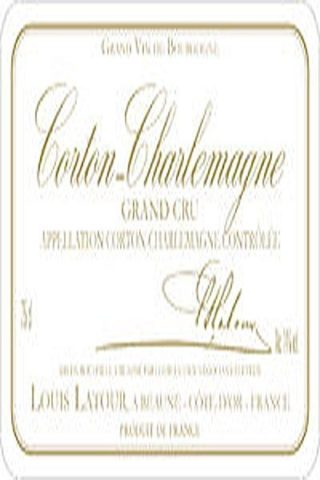 Louis Latour Corton-Charlemagne Grand Cru 2009