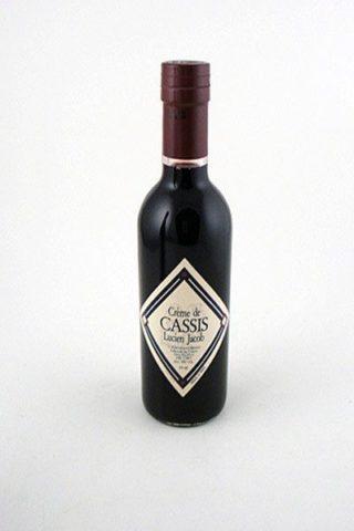 Lucien Jacob Creme de Cassis - 375ml