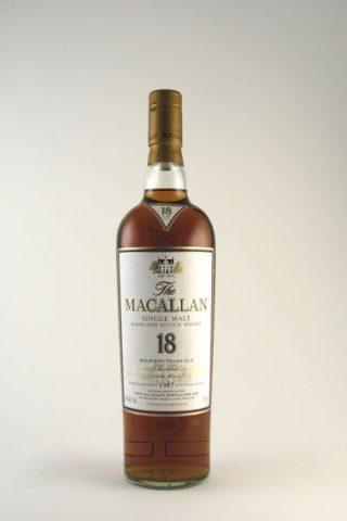 Macallan 18yr - 750ml