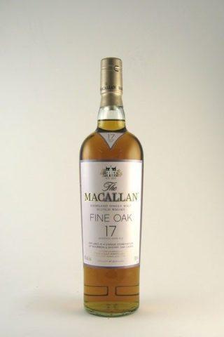 Macallan Fine Oak 17yr - 750ml