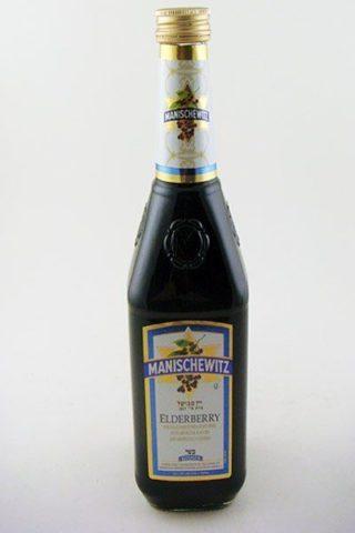 Manischewitz Elderberry - 750ml