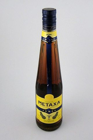 Metaxa 5 Star Brandy - 750ml