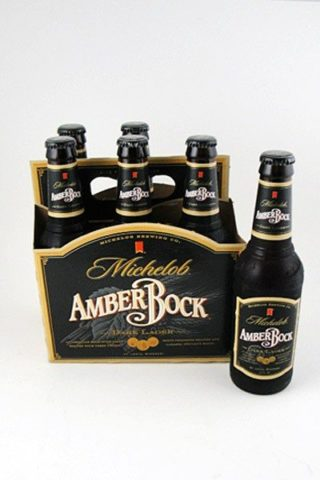 Michelob Amber Bock - 6 pack