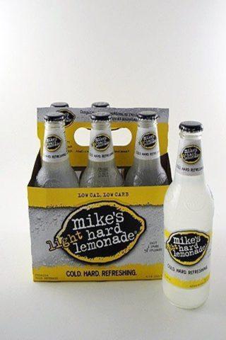Mike's Hard Lemonade Light - 6 pack