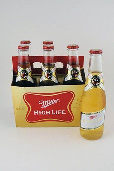 Miller High Life - 6 pack