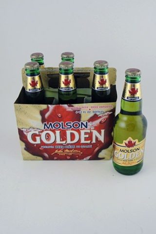 Molson Golden - 6 pack