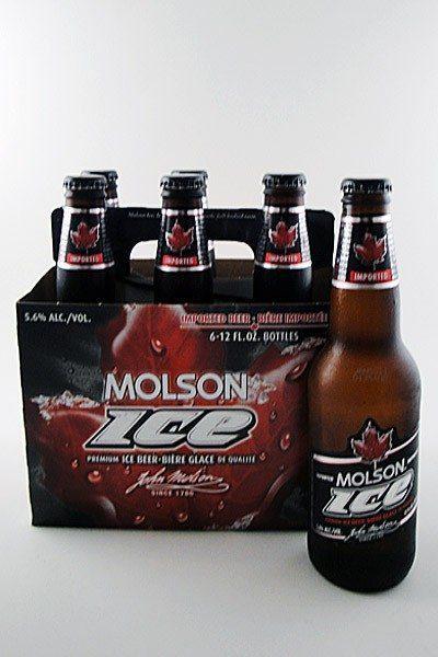 Molson Ice - 6 pack