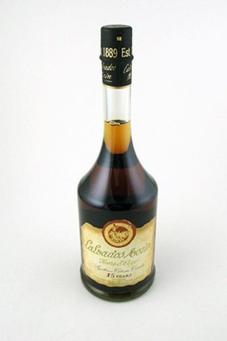 Morin 15 year Calvados - 750ml