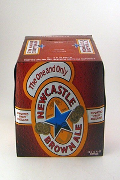 Newcastle Brown Ale - 12 pack