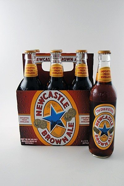 Newcastle Brown Ale - 6 pack