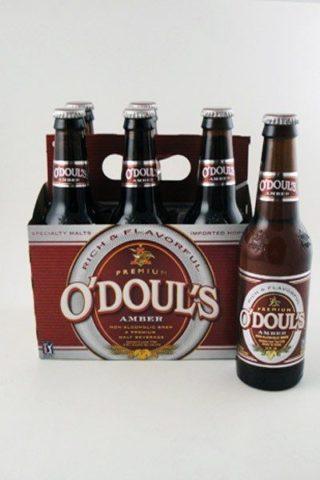 O'Doul's Amber N.A. - 6 pack