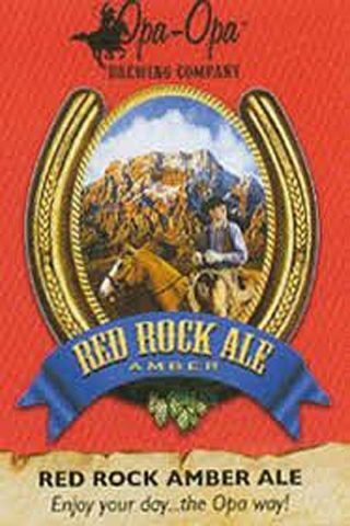 Opa Opa Red Rock Amber - 12 pack