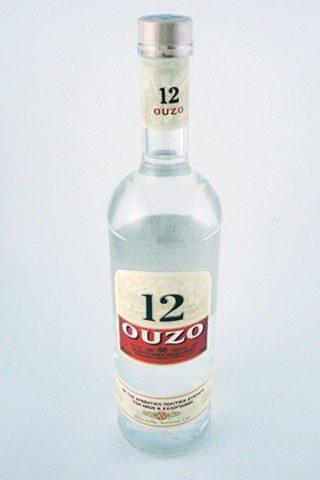 Ouzo 12 - 750ml